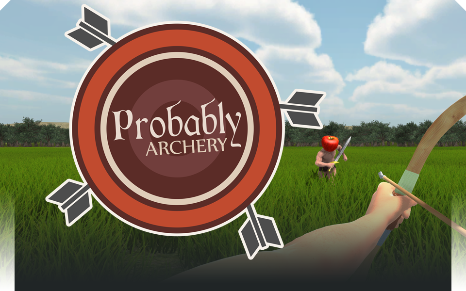 Probably Archery Logo
